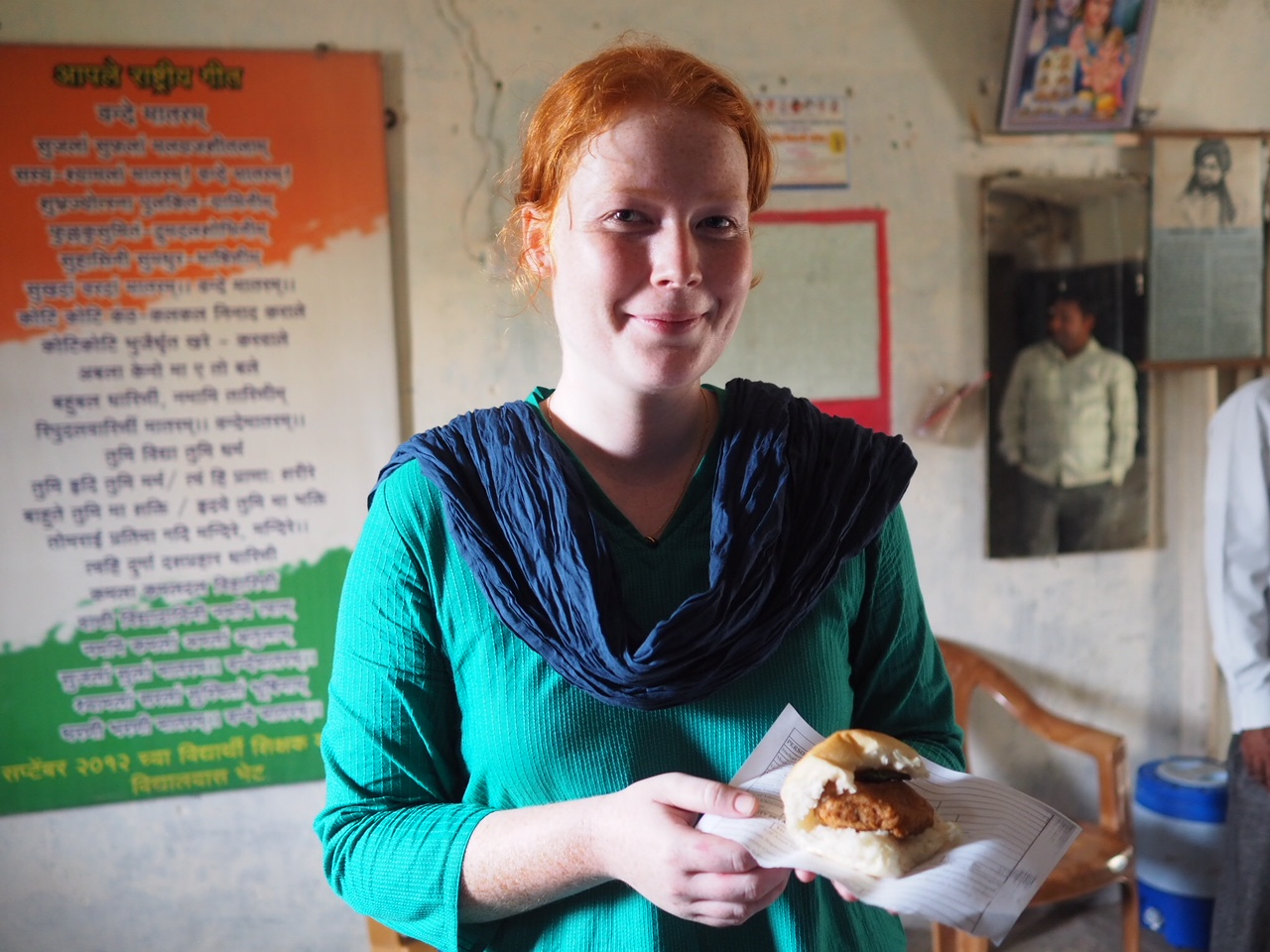 Molly Bowers UNSW Drishtee Immersion India