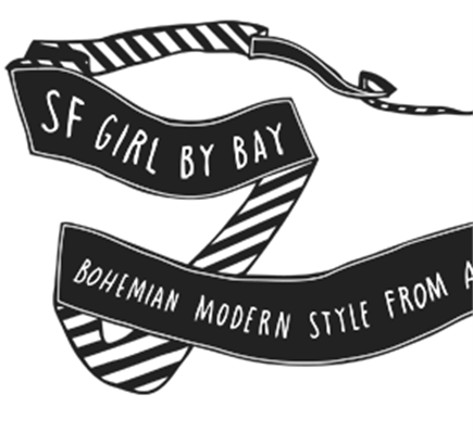 """SF Girl by Bay    """"The Designer's"""" , June 2015   """"Mission District Makeover"""" , February 2014"""
