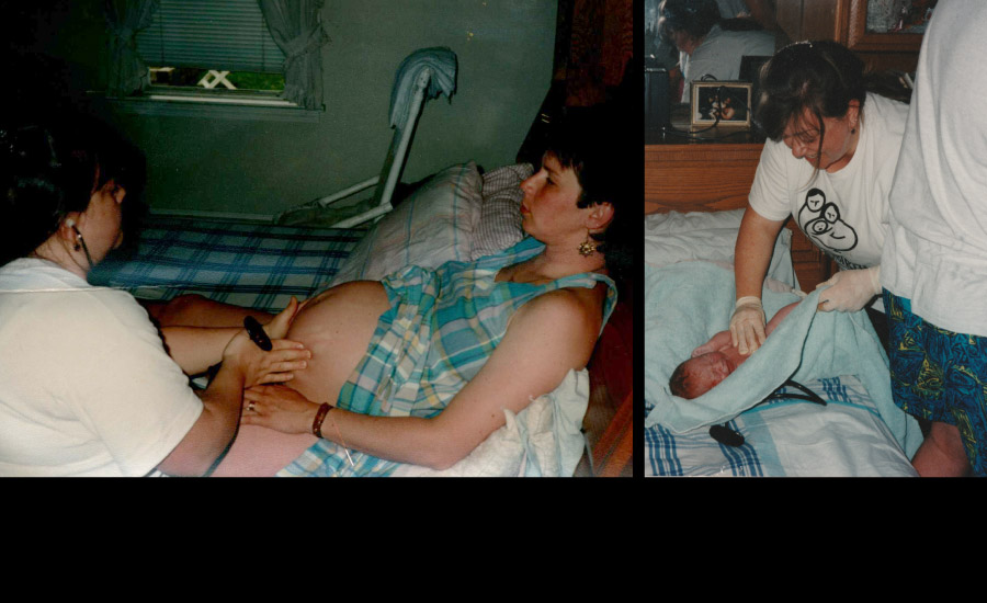 1989 Susan, at the encouragement of Cathy, becomes a Certified Childbirth Educator and Doula in the New York Metropolitan Area, practicing until 1994