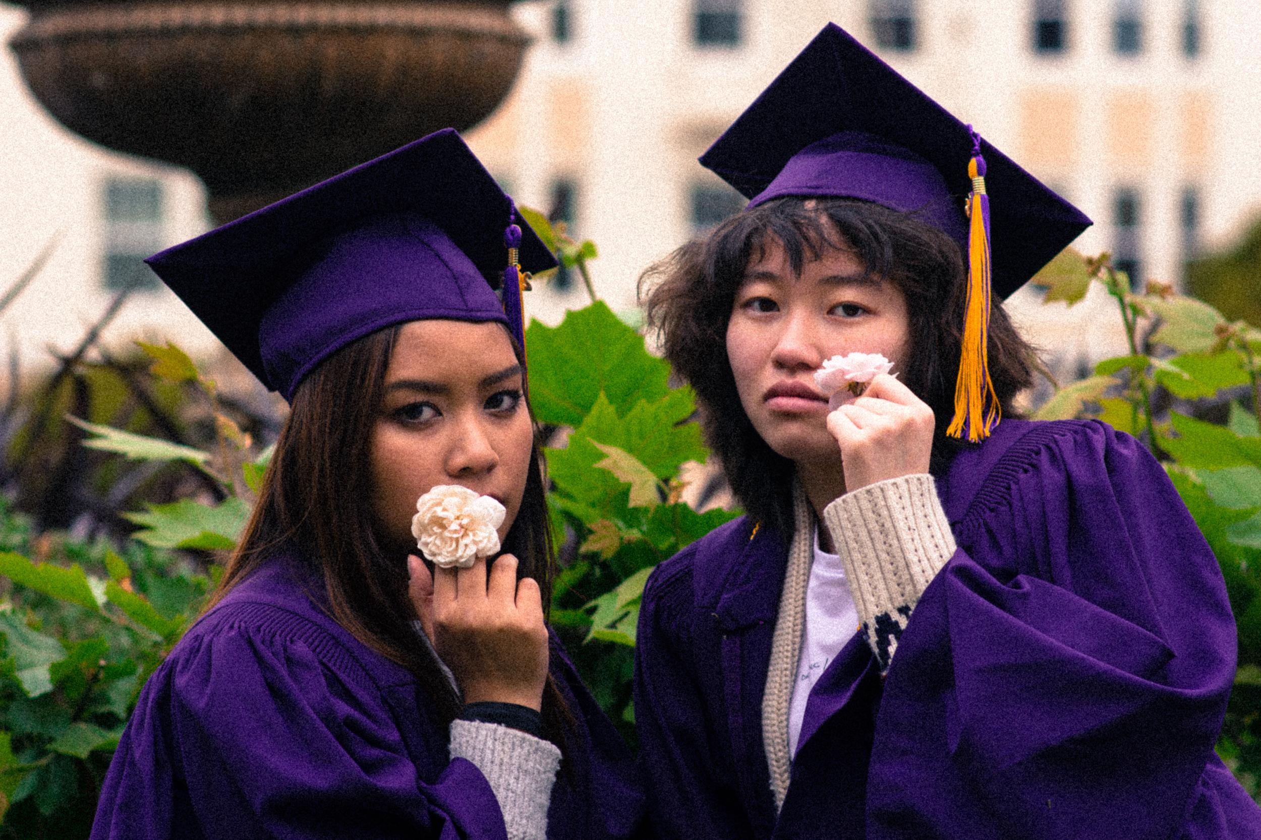 An Avant-Garde Graduation