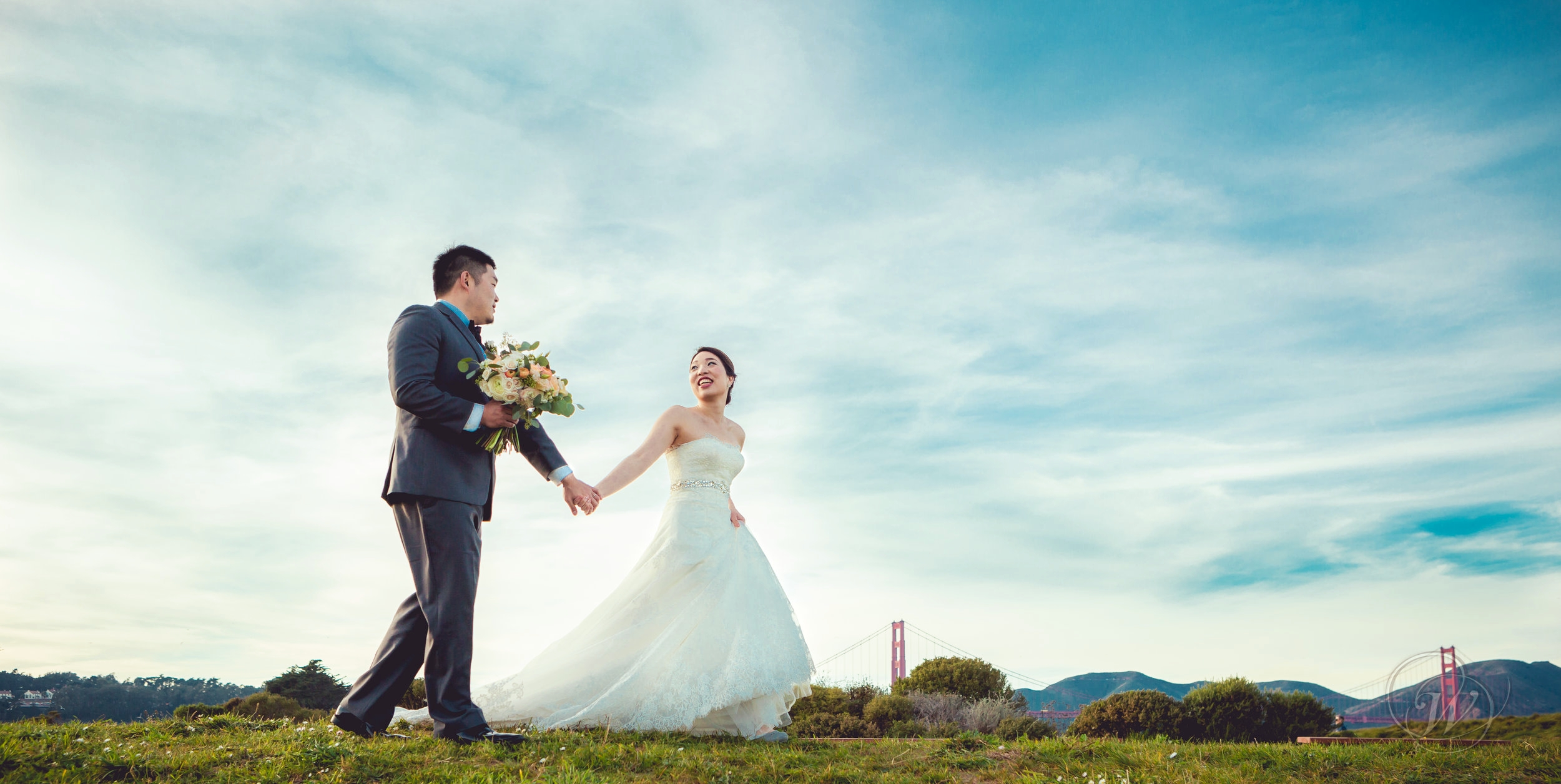 Gozo + Yuka Wedding Portraits