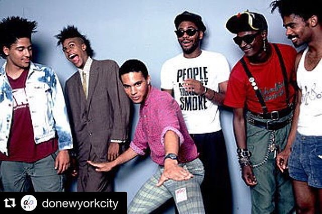 """#Repost @donewyorkcity this is gonna be the rage! ・・・ """"Dig out your skanking shoes because Fishbone is back in town, Sunday 9/20, at the Brooklyn Bowl. These legendary ska punkers are bringing Roots of Creation, and Lions On the Moon along for the ride. Come and let out your inner rude boy."""""""