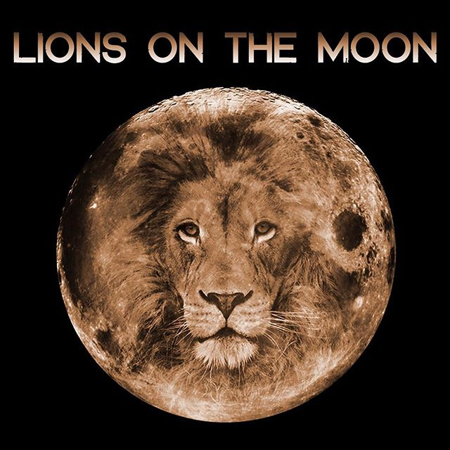 Lions On The Moon | Available Now  links in bio #buyit #shareit #loveit