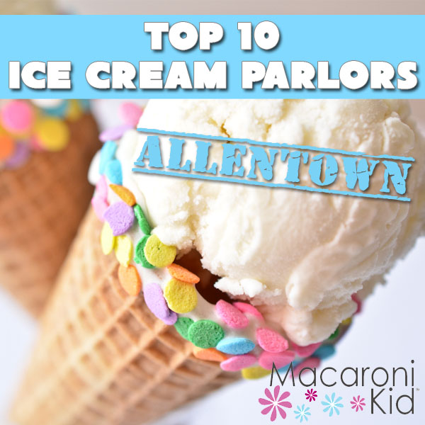 Pop's is one of 10 best ice cream parlors in the Allentown Area! Check it out at the link above!