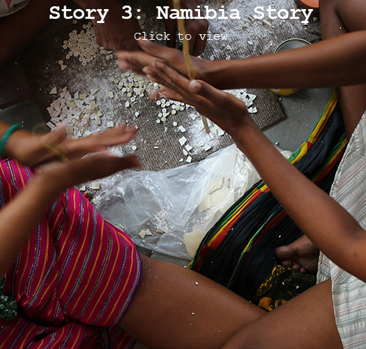Zeze Collective, Namibia Story