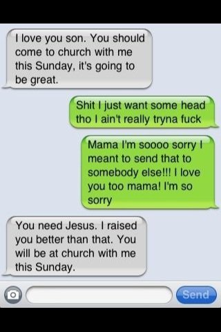 sexting goes wrong