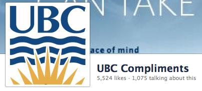 UBC Compliments