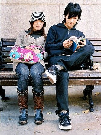 Young-Japanese-Couple