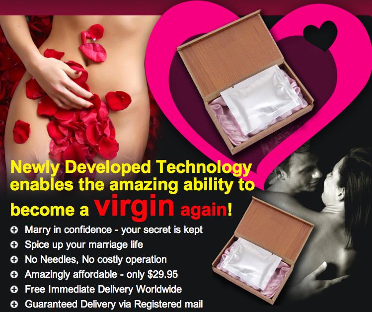 artifical hymen kit