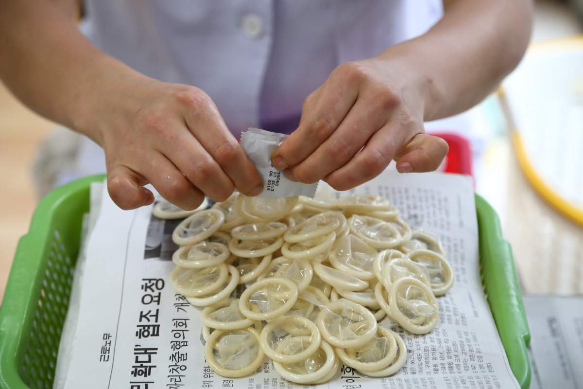 Inside a Unidus Condom Factory Ahead Of Export Price Index Release