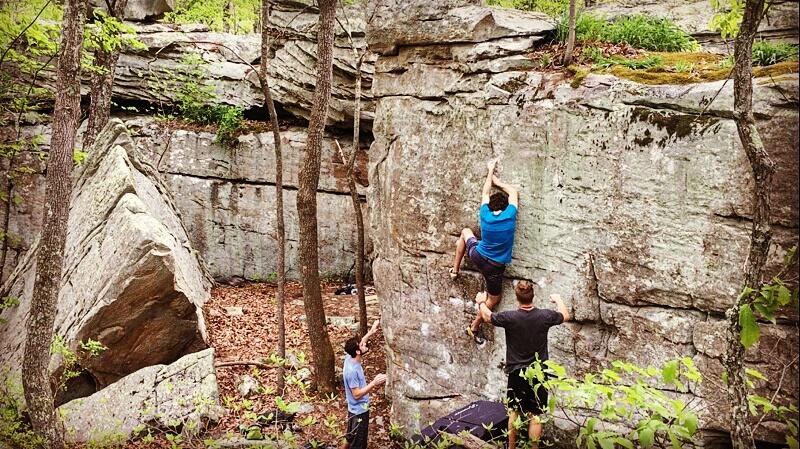 @climbingjoker  on The Crust