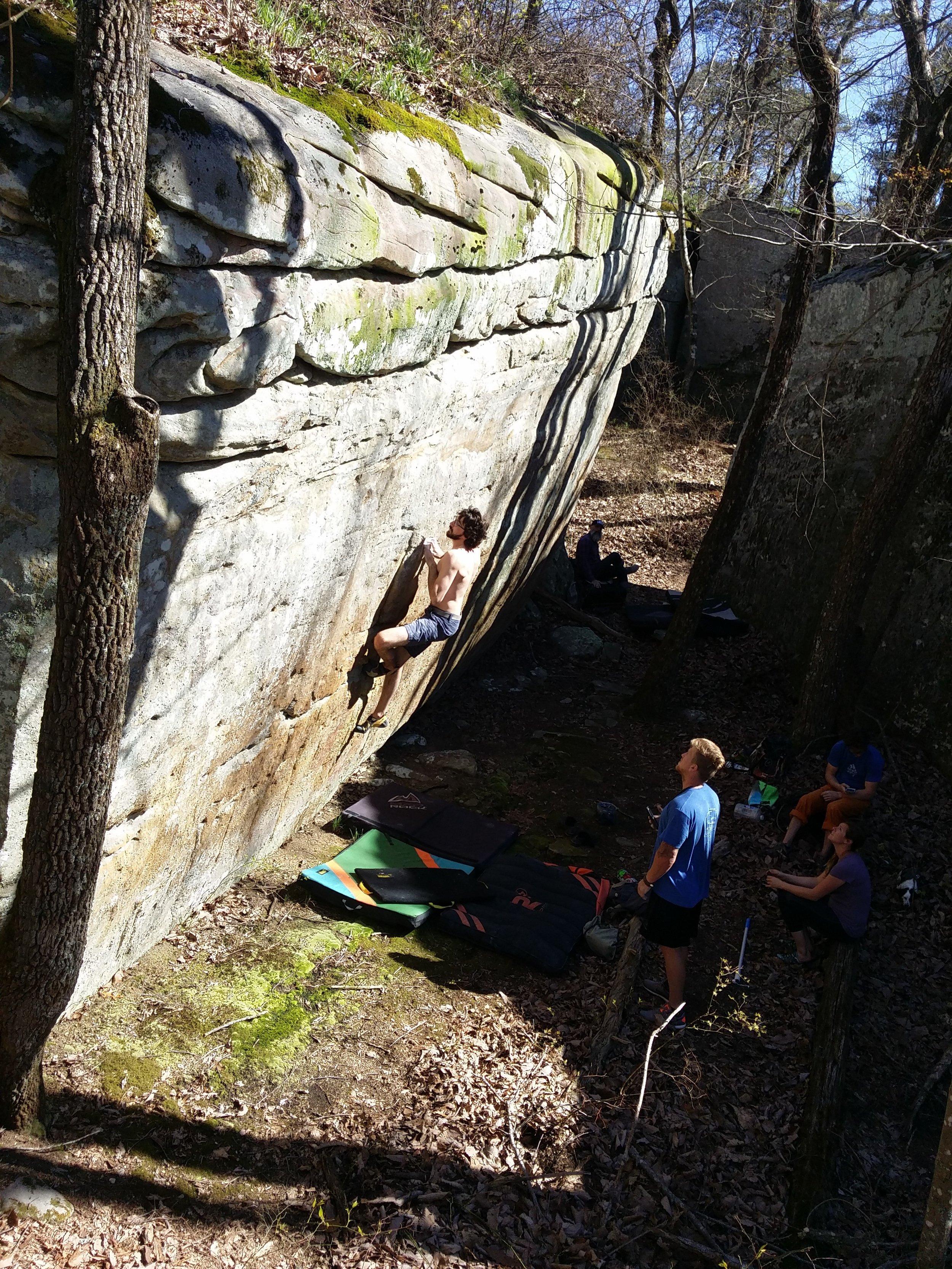 @climbingjoker  on Say I Can't