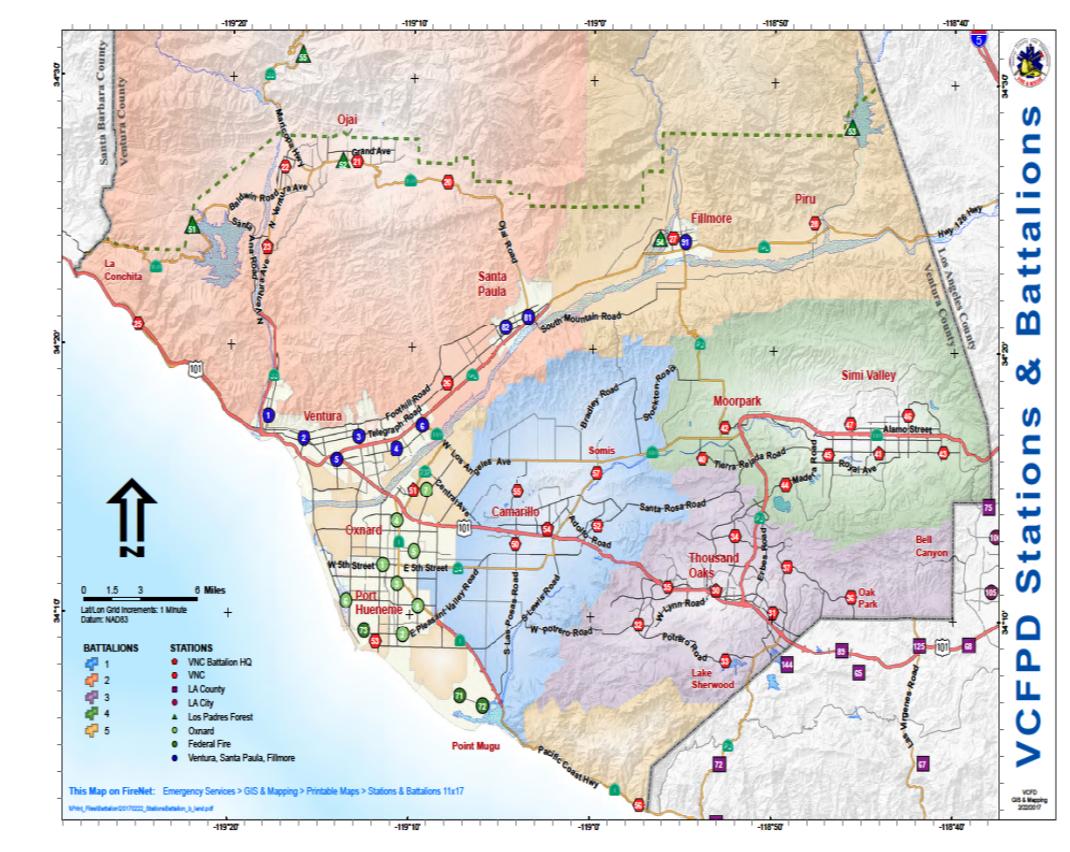 Ventura County Operational Area