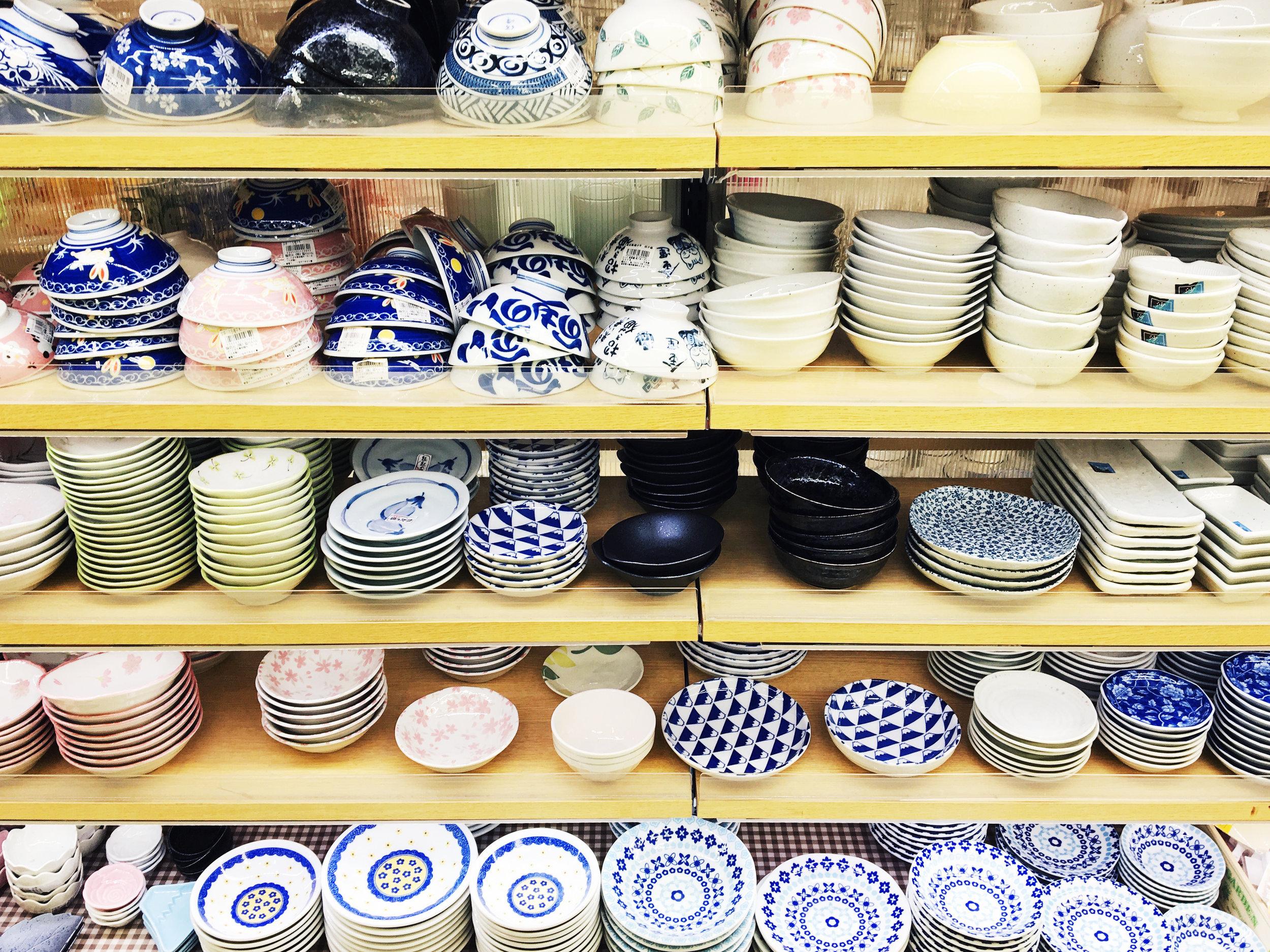 Image result for 100 yen japan plate