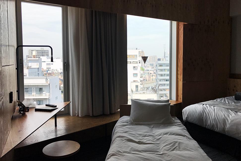 ONE@Tokyo Hotel Loft Room Triple.JPG