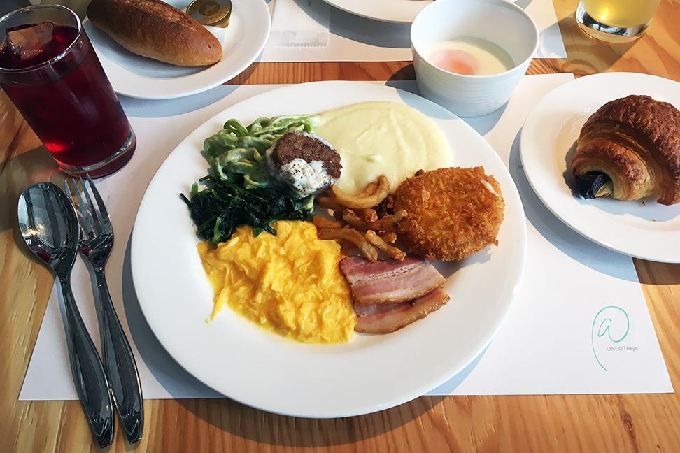 ONE@Tokyo Hotel Breakfast.jpg