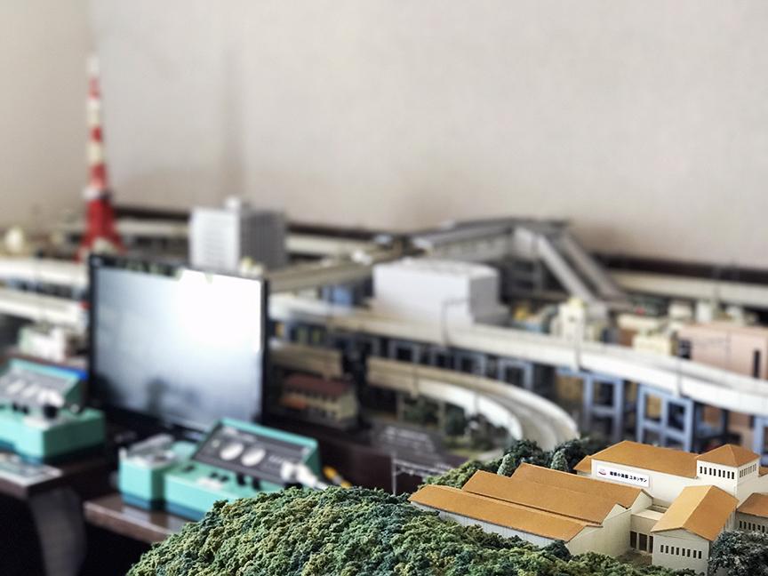 Akihabara Washington Hotel - Train Room Set .JPG