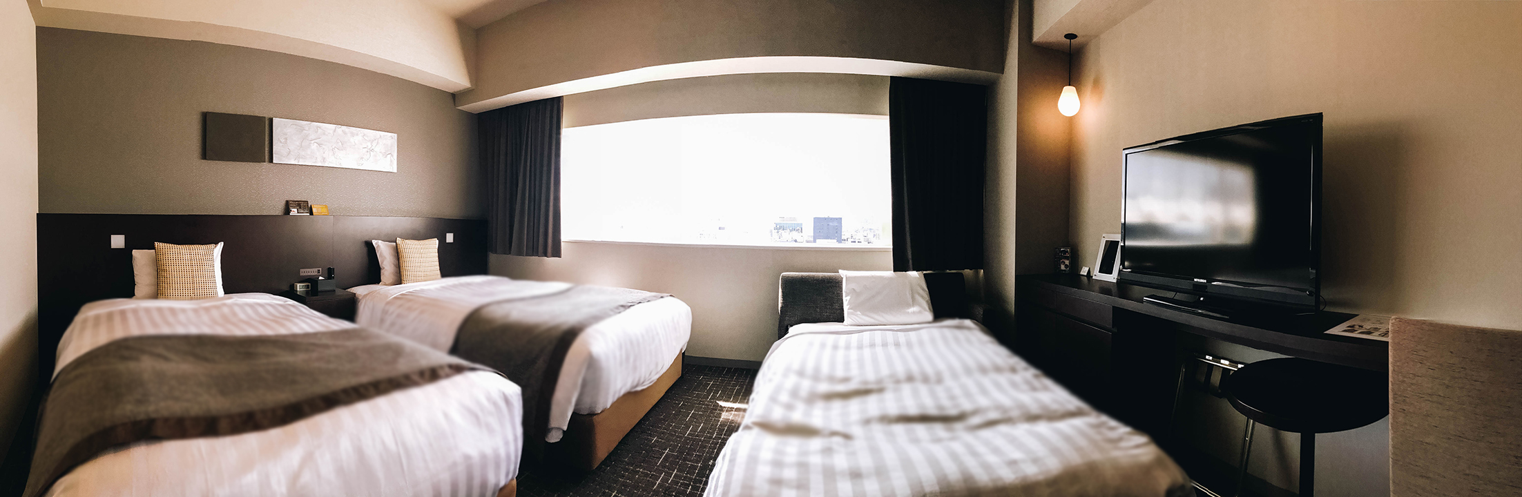 Triple Room at Hiroshima Washington Hotel