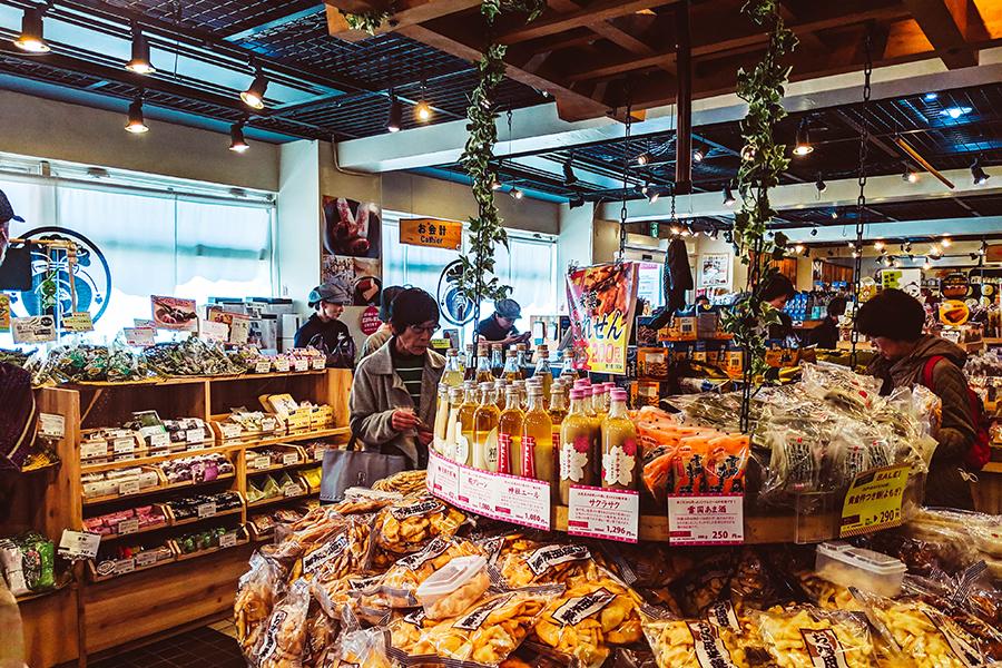 Harajuku Hidden Gems with Arigato Japan Food Tours - Niigata Antenna Shop.jpg