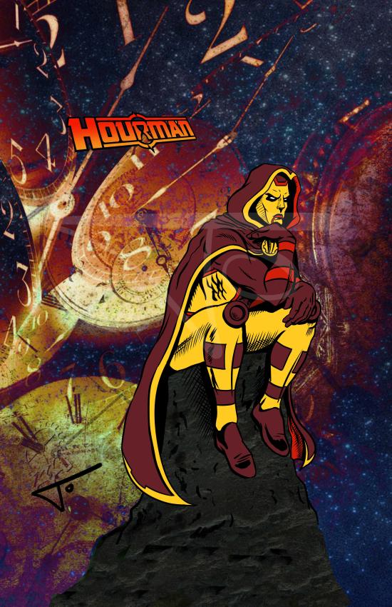 Hourman III Android