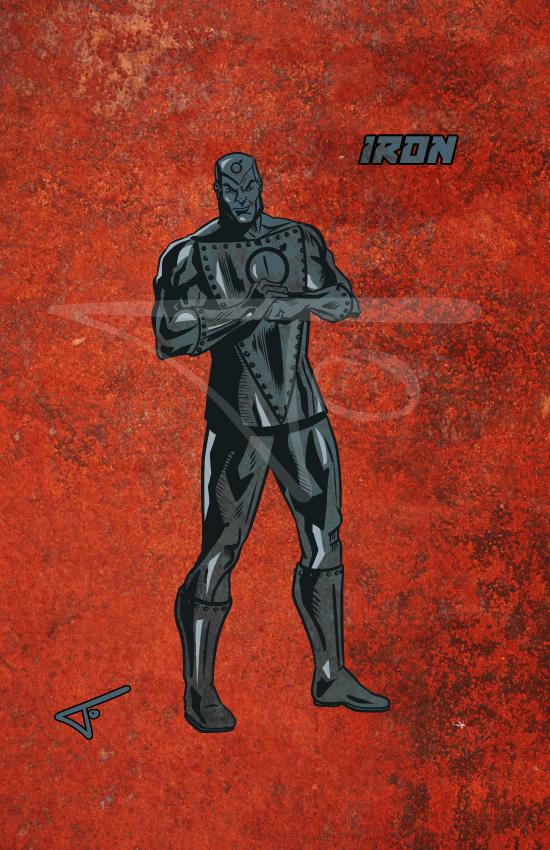 Iron Metal Men