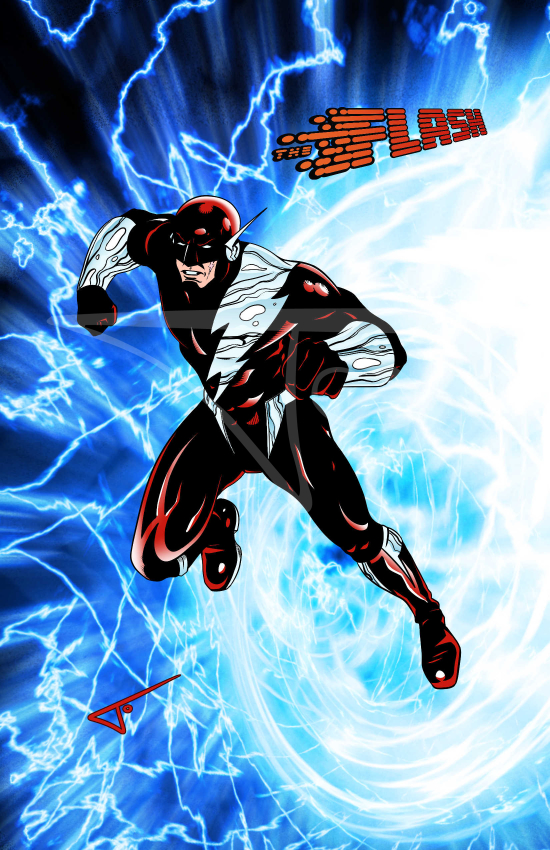 The Flash Walter West