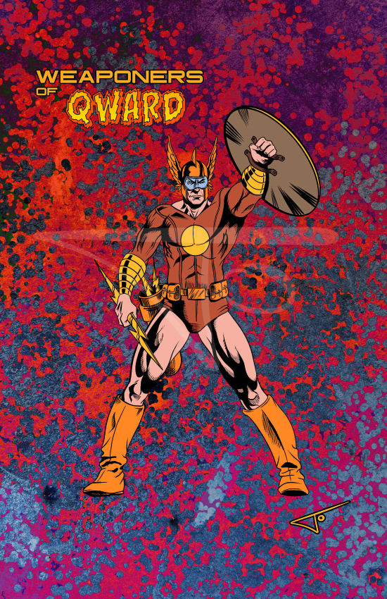 Weaponers of Qward