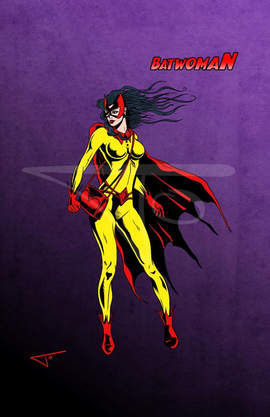 Batwoman Silver Age