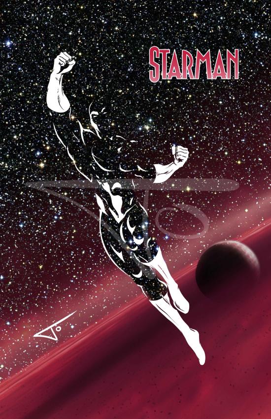 Starman Legionnaire