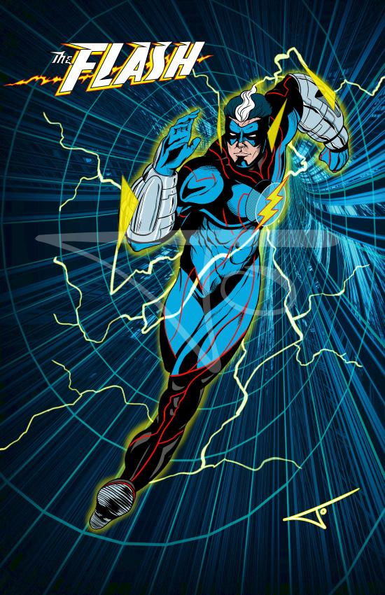 The Flash John Fox