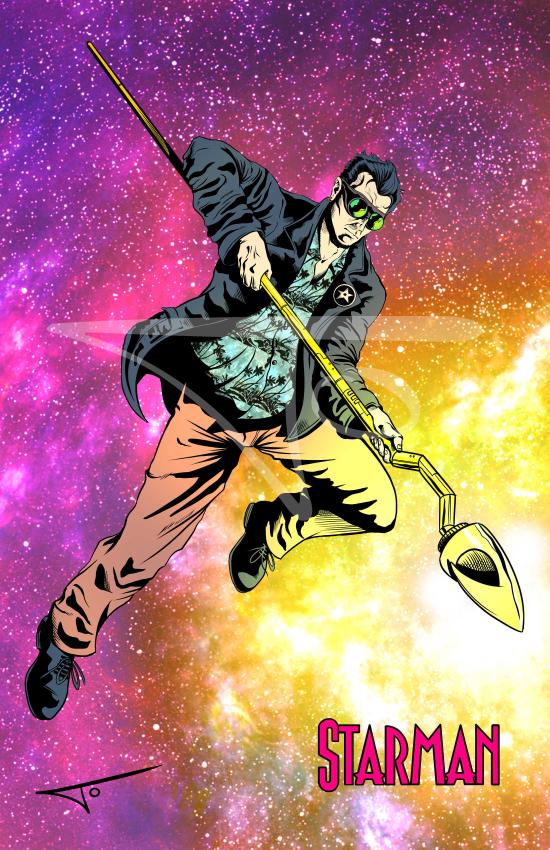 Starman Jack Knight