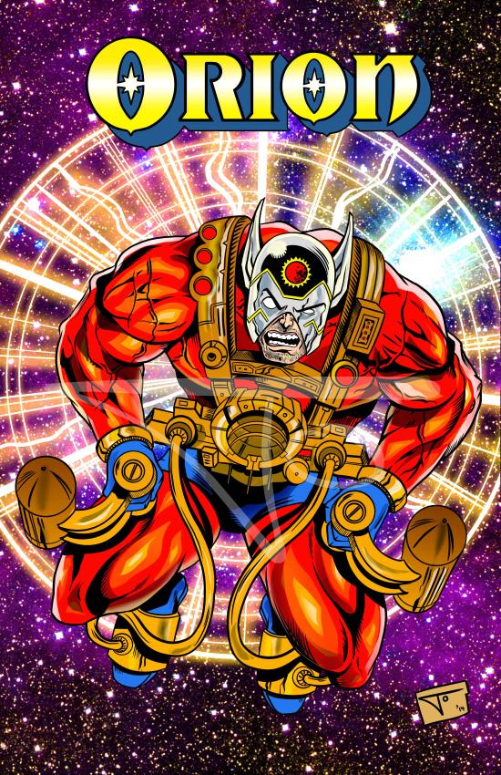 Orion New Gods