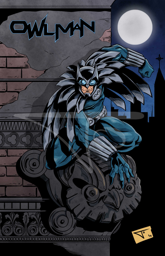 Owlman Crime Syndicate