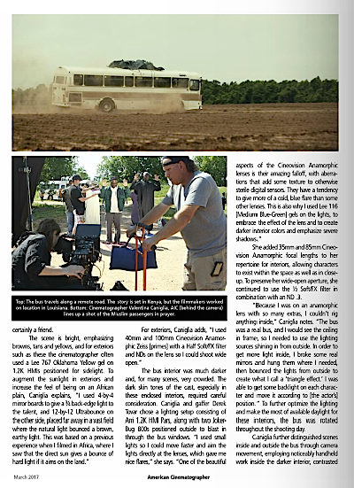 Valentina Caniglia article american cinematographer 2.png