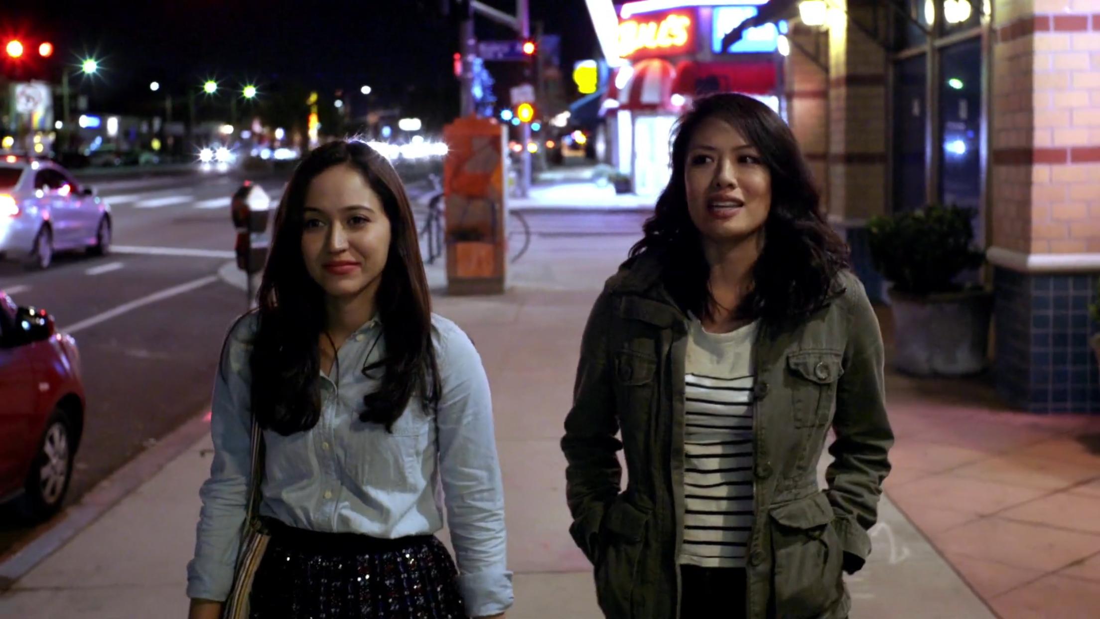 Sara Amini & Emily Chang