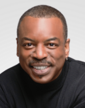 Our very own  LeVar Burton , a long-time member of the Men's Center Los Angeles and Sacred Path participant, wrote the foreword for this book for his friend and mentor, Dr. Stephen Johnson.