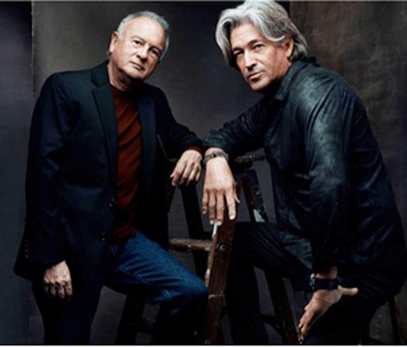 Dan Franklin & Rob Bruce