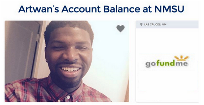 Click here to visit Artwan's GoFundMe page