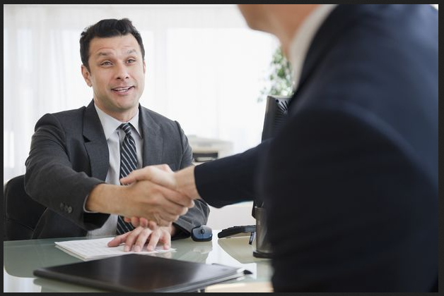Every introduction should be accompanied by a handshake, not too limp and not too forceful -- just make it firm and keep it brief.