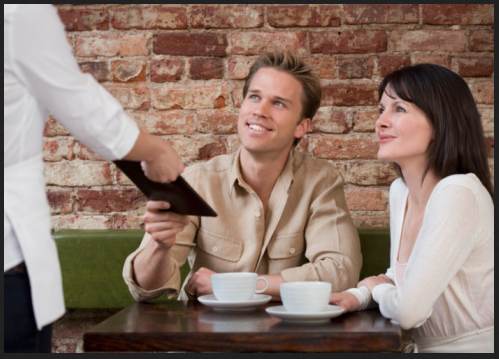Always offer to pay the bill after a meal with friends. If you're on a date, you pay.