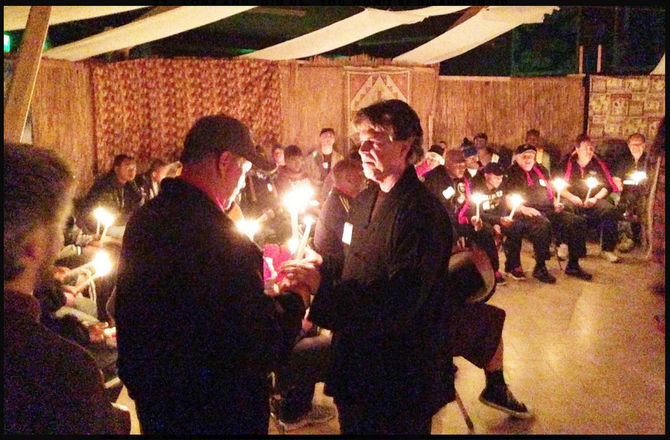 Sacred Path Men's Retreat: October 20-23, 2016