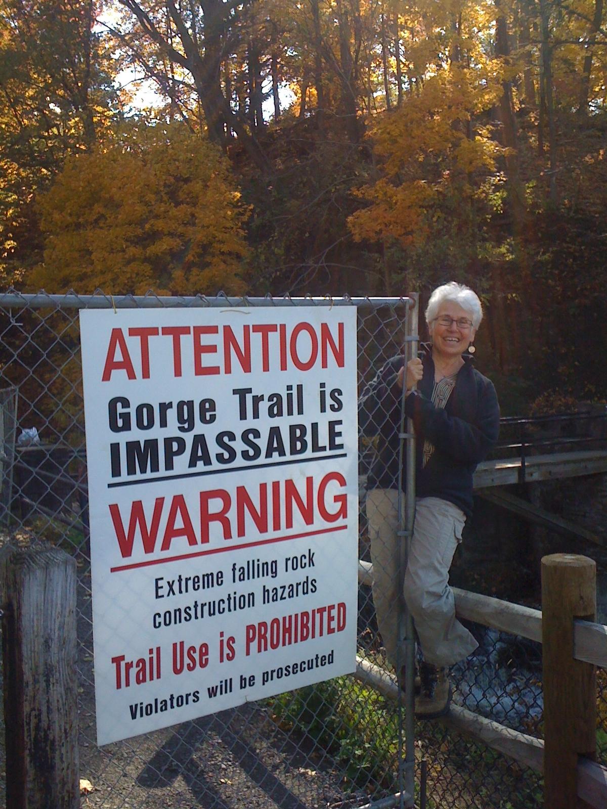 Harriet Ithaca Gorge.jpg