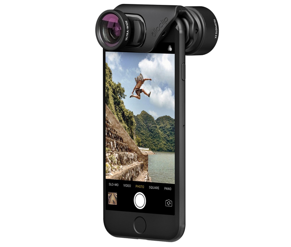 OlloClip Lens - Ever since their debut, OlloClip's snap-on lens add increased functionality and creative options for mobile photographers.
