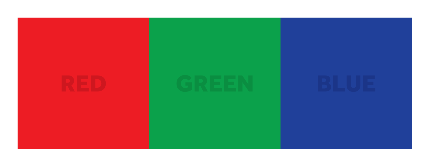 Rgb Vs Cmyk Vs Pms What S The Difference And Where Should I Use Them Thin Pig Media