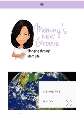 Top 2017 Mommy Blogger:  Mommy's New Groove