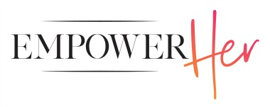 Logo for Empower Her networking event