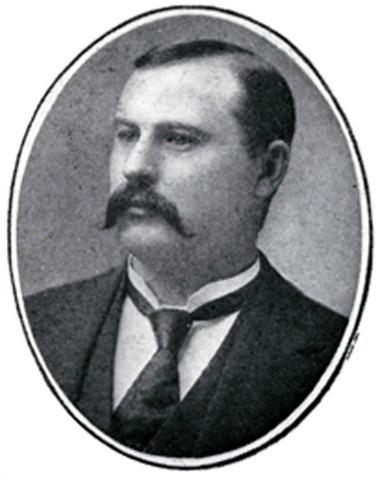Daniel 'D.M.' Gunn, 1907?, Photo Credit Minnesota Legislature Reference Library