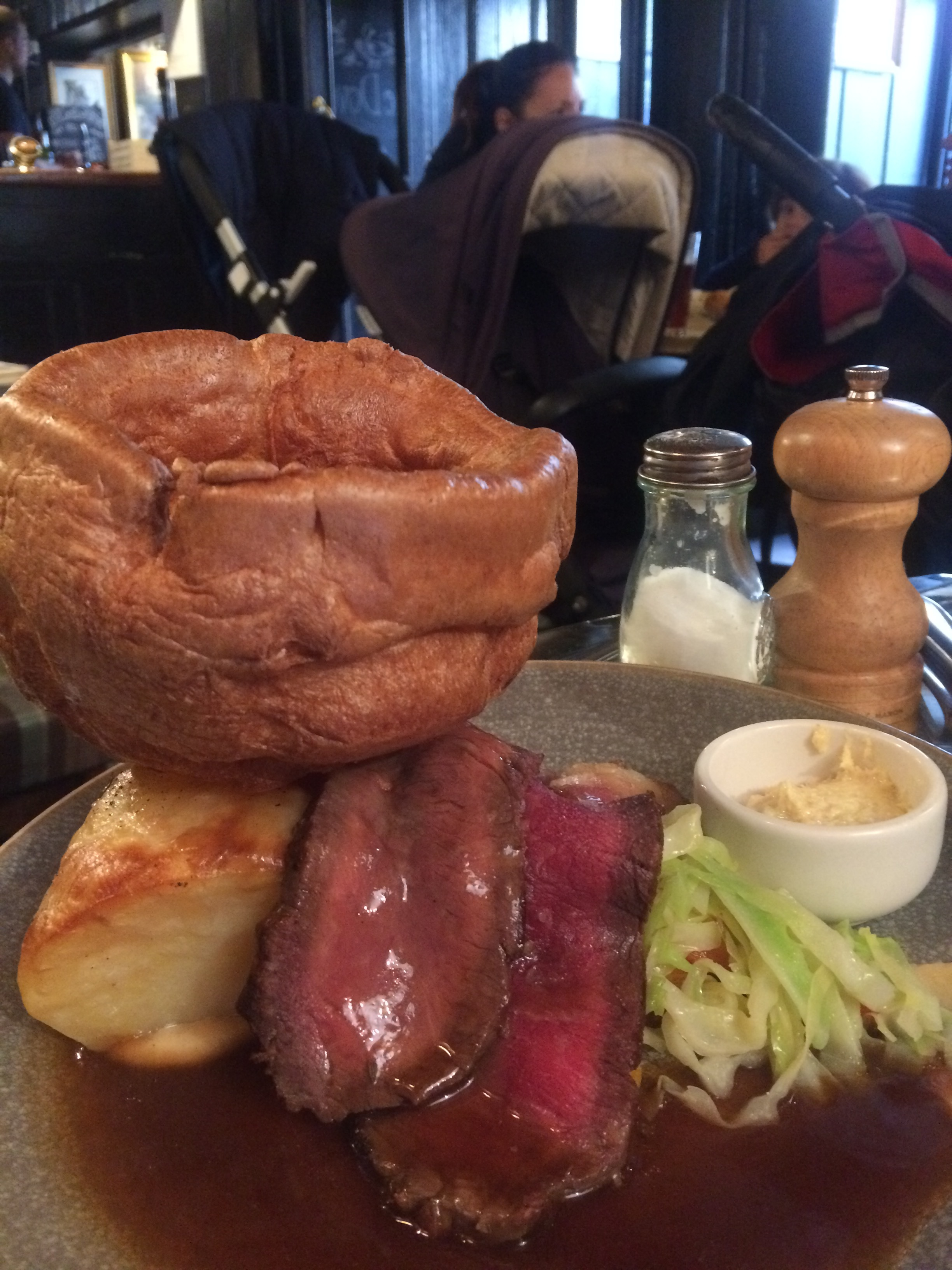 London To Do: Sunday Roast at The Dove Hammersmith