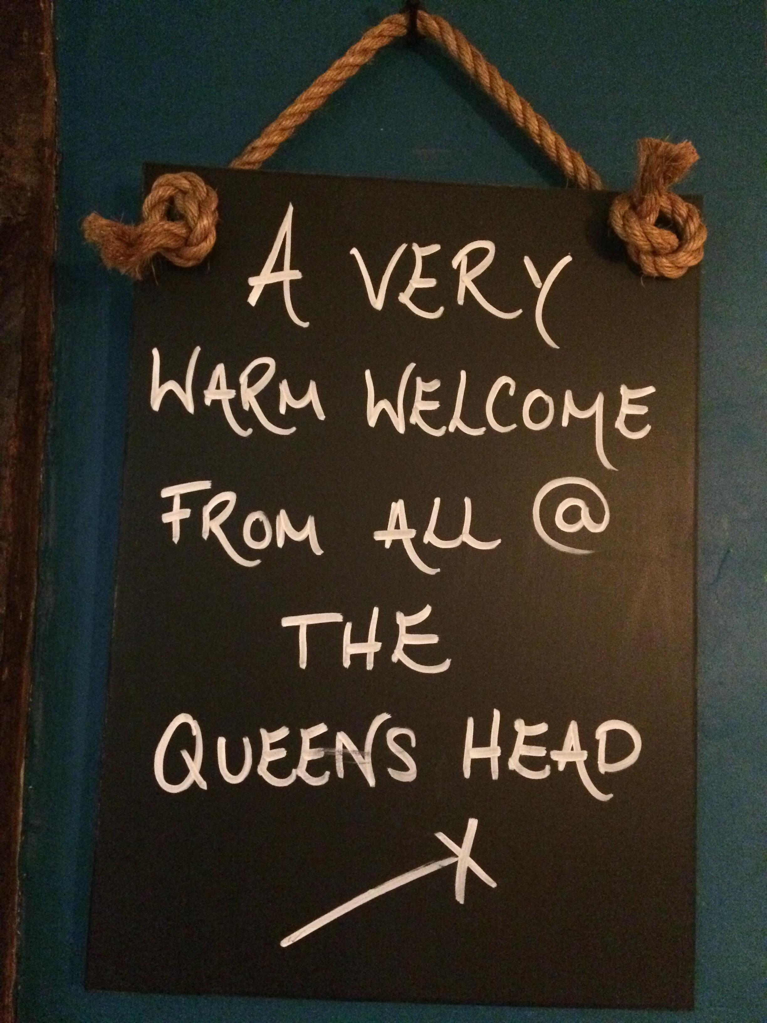 Best Pubs in London: The Queens Head, Brook Green Hammersmith
