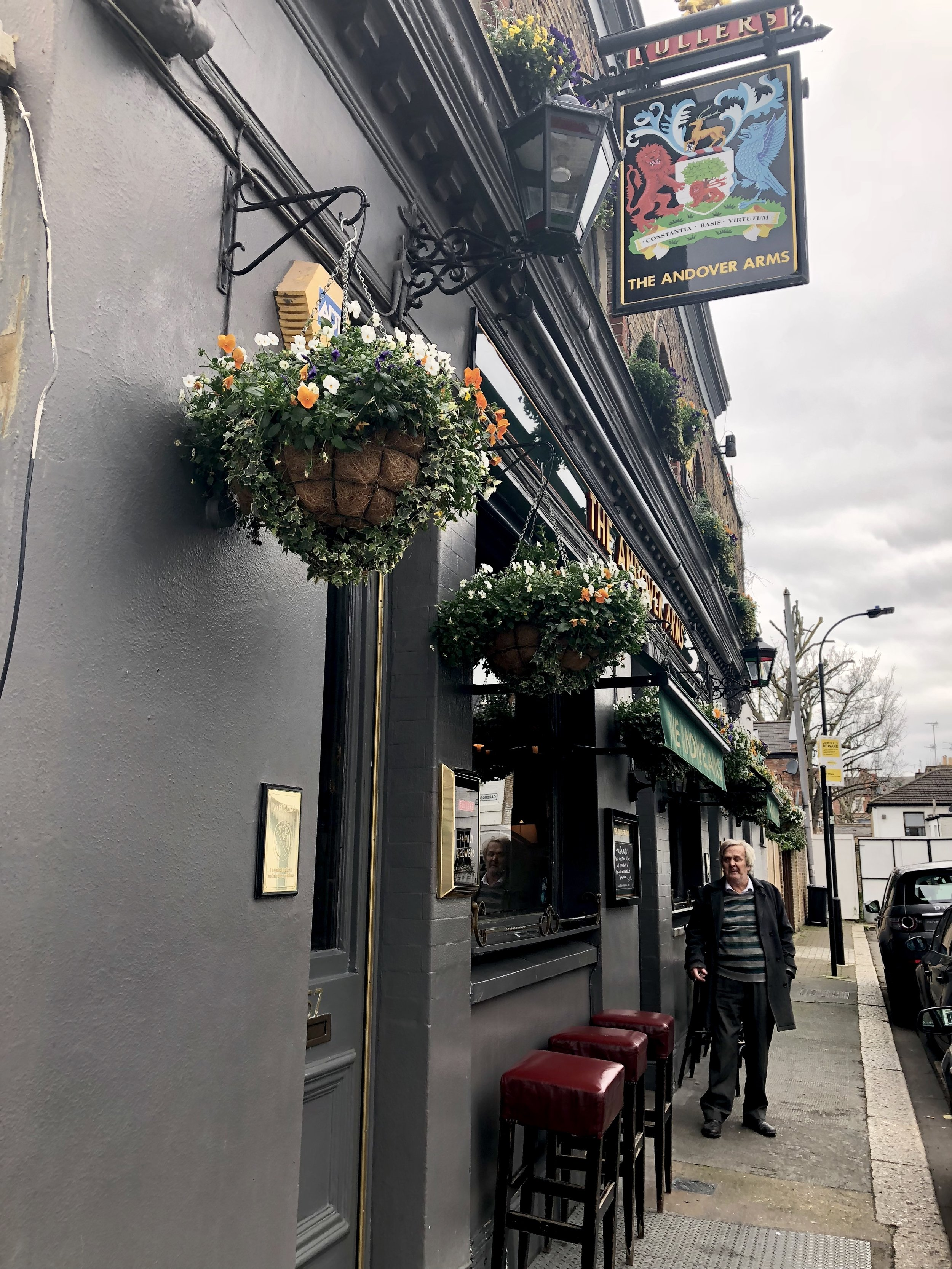 Best London Pubs: The Andover Arms, Brackenbury Village, Hammersmith